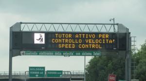 Via libera dalla Cassazione: in autostrada saranno riattivati i Tutor