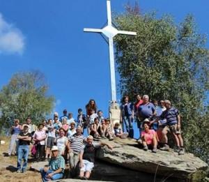Rifreddo, giovedì 22 agosto la Festa alla Croce sul Mombracco