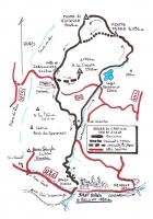 Monte Ferra – Punta di Fiutrusa – Monte la Vigna