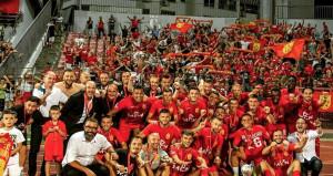 Calcio, Franco Lerda vince la Supercoppa albanese con il Partizani Tirana
