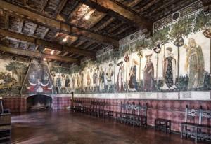 Visite tra arte e natura nel castello della Manta