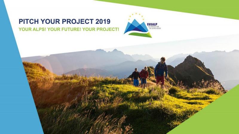 'Pitch your project' 2019: le idee dei giovani per lo sviluppo delle Alpi