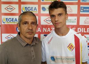 Calcio, Serie D: il Bra si rinforza con Marchisione e Florio
