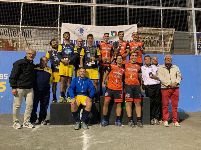 Pallapugno, alla Morando Neivese la Coppa Italia di Serie B