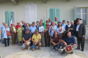 A Cerequio di La Morra la cerimonia in memoria dei 28 partigiani uccisi il 29 agosto 1944