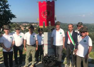A Montà gli Alpini hanno ricordato i caduti delle guerre del secolo scorso