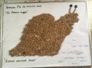 Il progetto 'La lumaca saggia' approda all'Estate Insieme di Limone Piemonte