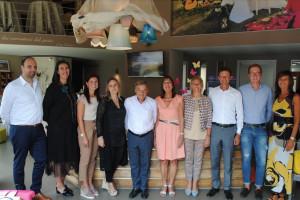 Gli enti del turismo langarolo hanno incontrato l'assessore regionale Vittoria Poggio