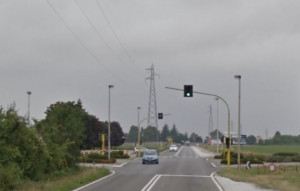 Da oggi il semaforo di San Rocco Castagneretta sarà attivo anche di notte