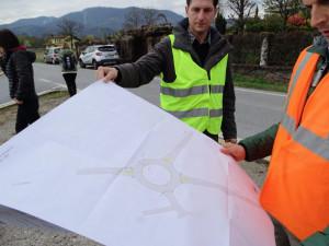 Un fulmine manda in tilt l'illuminazione, rinviata la ripresa del cantiere sulla Cuneo-Caraglio