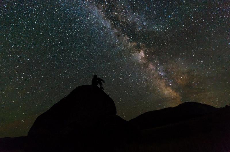 'Tuteliamo i nostri cieli stellati, perchè non diventino il ricordo di una meraviglia del passato'