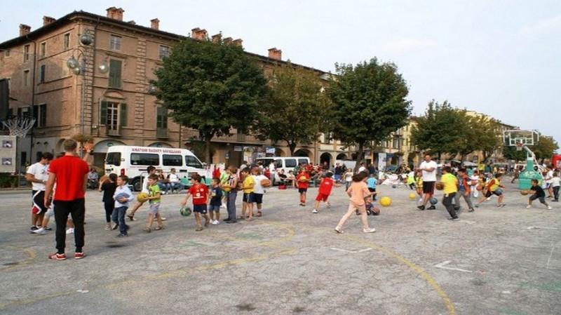 Domenica 15 settembre a Caraglio appuntamento con 'Sport in Piazza'