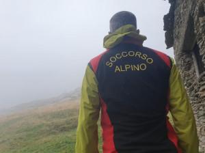 Nebbia e pioggia ostacolano le ricerche del margaro scomparso a Paesana