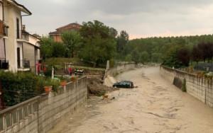 L'albese conta i danni dopo la tempesta: le impressionanti immagini (VIDEO)