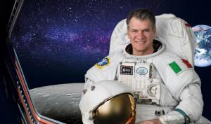 L'astronauta Paolo Nespoli incontra oltre 3 mila studenti della Granda al Pala UBI Banca