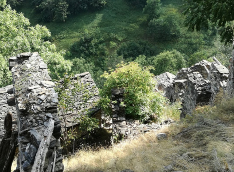 A Valdieri si parla di terre alte e di borgate montane abbandonate