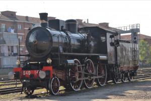Da Torino a Bra con il treno a vapore