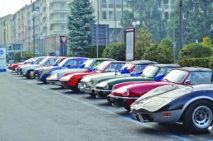 A Monforte d'Alba automobilismo d'epoca protagonista con 'Ruote nella Storia'