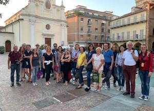 Al via 'Piemonte Outdoor Tourism Games': giornalisti e tour operator di lingua tedesca alla scoperta della Granda