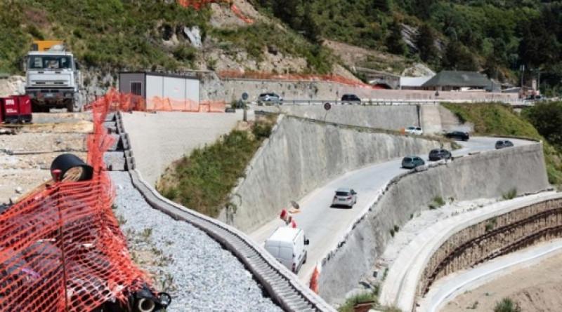Lavori sul versante francese, il tunnel del Tenda chiuso in orario diurno dal 17 al 19 settembre