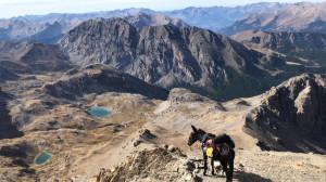 'Degio' e Pioggia alla conquista delle Alpi francesi