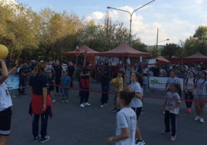 In 500 a Mondovì per 'Sport in piazza'