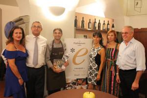 'A Cena con il Cuoco' ha fatto tappa a Saluzzo nel ristorante 'Casa Pellico'