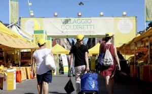 Il Villaggio Coldiretti arriva a Bologna: in 700 da Cuneo per dire #StoCoiContadini