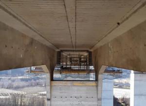 Distacco di materiale da un viadotto della Torino-Savona, il sindaco di Quiliano chiede interventi urgenti