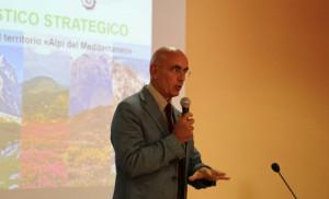 I consiglieri uscenti dell'ente di gestione delle Aree Protette Alpi Marittime ringraziano il presidente Salsotto