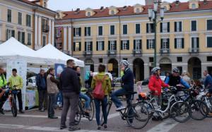 Cuneo, con il 'Bike to Work Day' entra nel clou la Settimana Europea della Mobilità