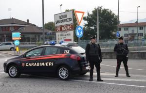 Roccasparvera: tenta di togliersi la vita, salvato dai Carabinieri