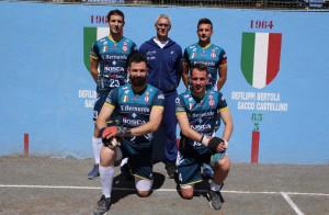 Pallapugno, Serie A: Cuneo e Castagnole Lanze vincenti nell'andata delle semifinali