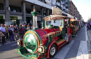 Due trenini navetta, 500 parcheggi e un'area camper gratuiti per arrivare all'Oktoberfest Cuneo