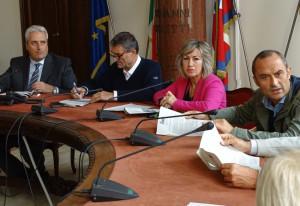 In Provincia il confronto tra il presidente Borgna e i parlamentari cuneesi