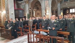 La Guardia di Finanza di Cuneo ha celebrato San Matteo, patrono del Corpo
