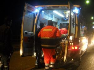 Incidente nella notte a Murazzano: un uomo è grave