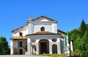 Valdieri, a Madonna del Colletto dei pannelli in memoria della formazione partigiana 'Italia Libera'