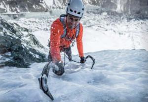 L'alpinista Dani Arnold racconta le sue ascese da record al 'Nuovi Mondi' Festival