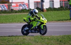 Motociclismo: buone prove in Germania per Francesco Curinga