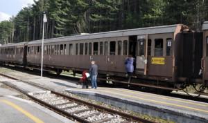 Autunno ricco di eventi in valle Tanaro con i treni storici e 'D'Acqua e di ferro' (VIDEO)