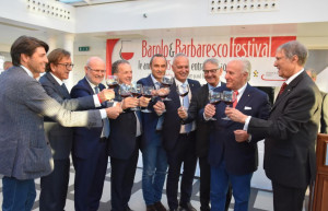 A Roma 'ingresso in società' per il Barolo 2015 e il Barbaresco 2016