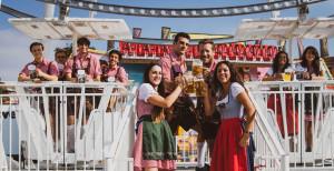Il primo weekend dell'Oktoberfest Cuneo tra Family Day, musica dal vivo e Santa Messa