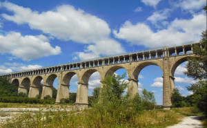 Cuneo, Polizia e Soccorso Alpino sventano un suicidio dal viadotto Soleri