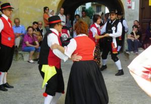 Corsi di danze occitane per principianti tra Cuneo e Caraglio