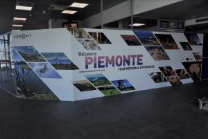 L'aeroporto di Cuneo Levaldigi mette le eccellenze del Piemonte in vetrina