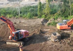 Cherasco: riapre a doppio senso di marcia la provinciale 661 crollata dopo i nubifragi