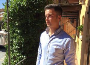 Margarita piange Luca Cravero, il 22enne morto a bordo della sua moto