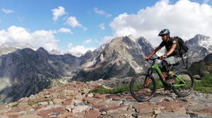 Da metà luglio sei e-bike sono a disposizione dei guardiaparco del Parco Alpi Marittime