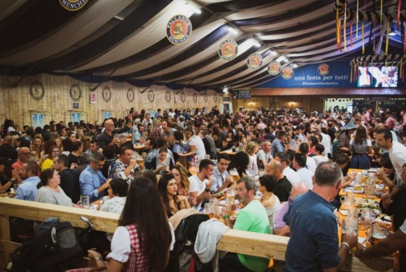 L'Oktoberfest Cuneo 2019 alle battute finali con un week end ricco di appuntamenti